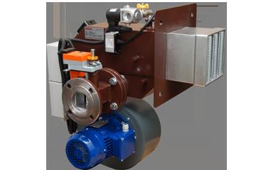 Industrial syngas burner MD-150-G(pyrolysis gas)-B