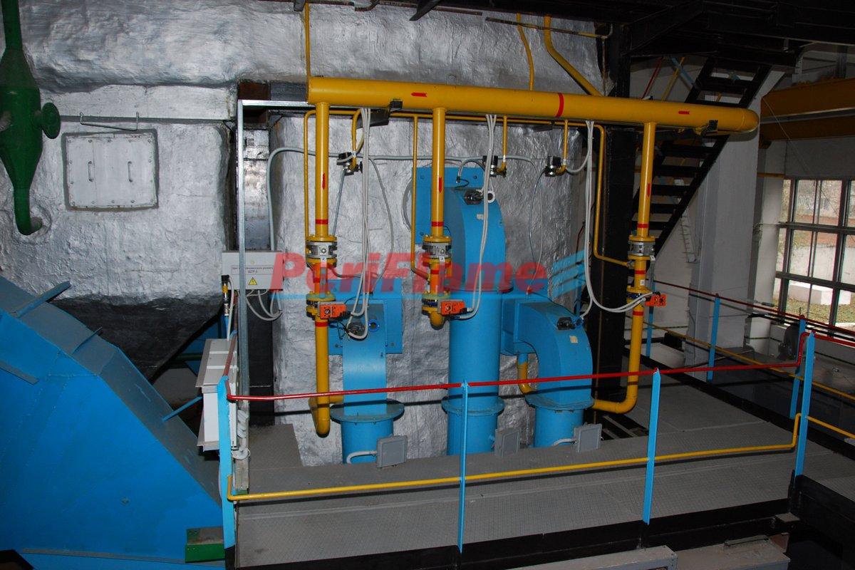 Water heating boiler_1