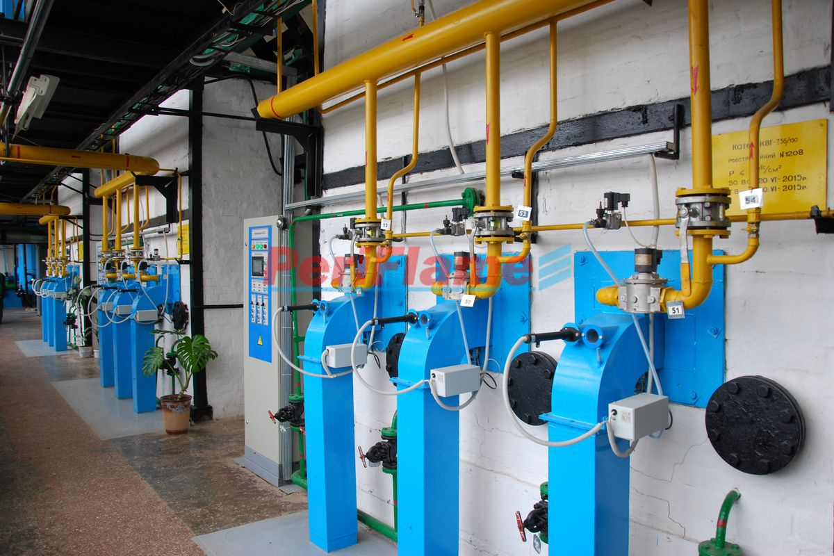 Water heating boiler_2