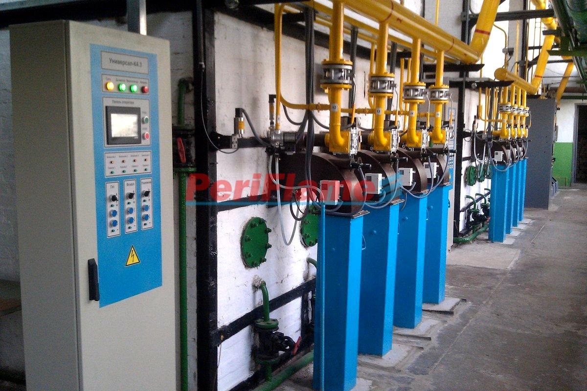 Water heating boiler_3