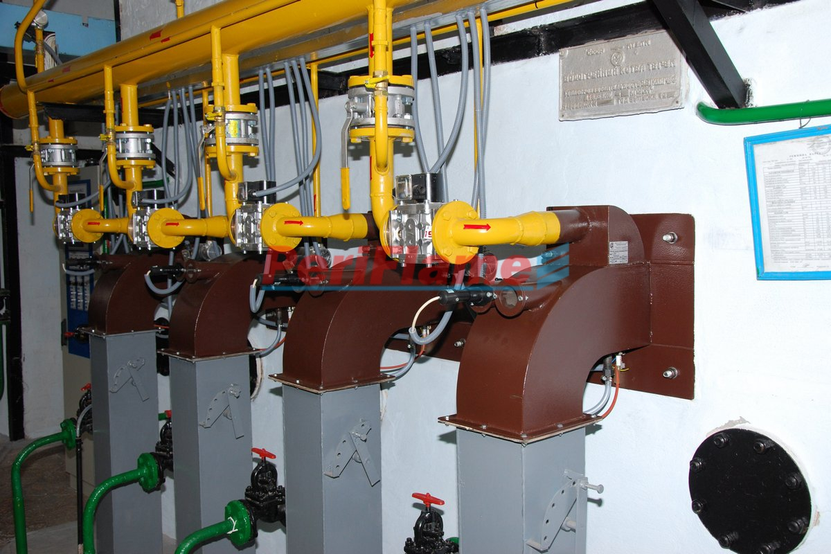 Water heating boiler_4