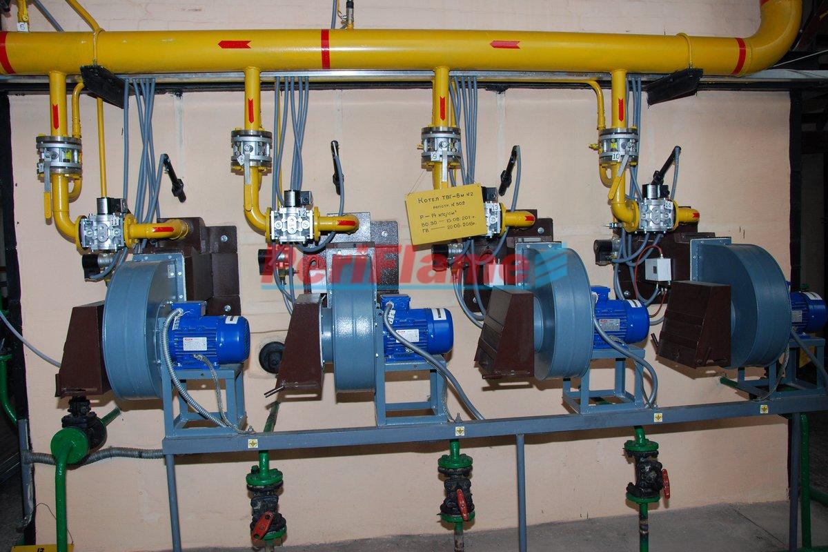 Water heating boiler_5