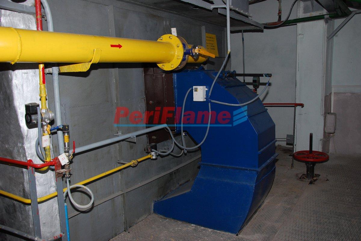 Water heating boiler_7