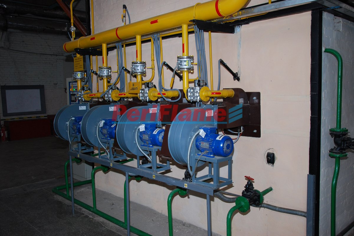 Water heating boiler_8