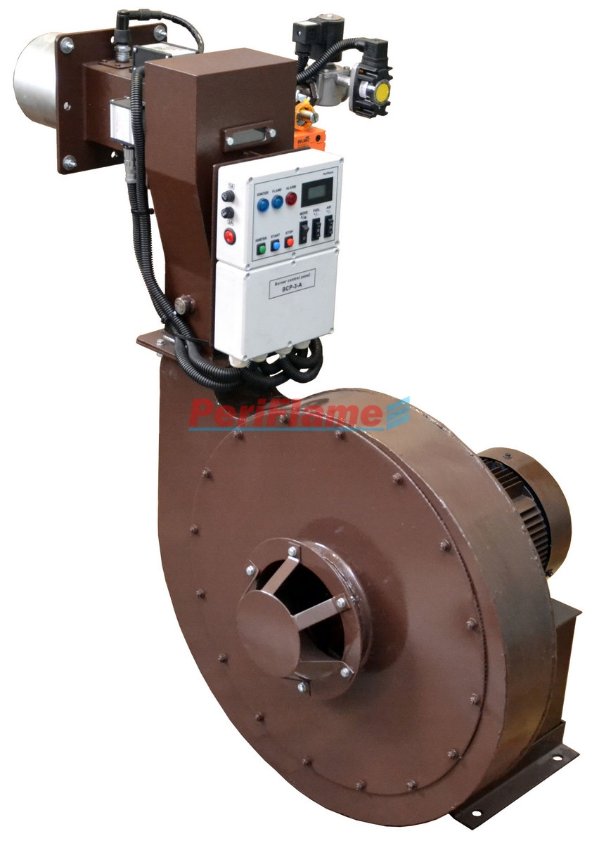 Gas Burners For Boilers : Industrial gas burners combustion